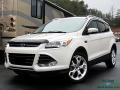 2014 White Platinum Ford Escape Titanium 2.0L EcoBoost #131593564