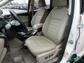 2014 White Platinum Ford Escape Titanium 2.0L EcoBoost  photo #9