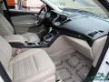 2014 White Platinum Ford Escape Titanium 2.0L EcoBoost  photo #27