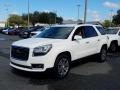 Summit White 2014 GMC Acadia SLT