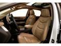 Front Seat of 2017 XT5 Platinum AWD