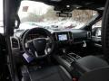 Front Seat of 2019 F150 SVT Raptor SuperCrew 4x4