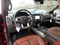 2019 F150 King Ranch SuperCrew 4x4 King Ranch Kingsville/Java Interior