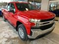 Red Hot 2019 Chevrolet Silverado 1500 LT Z71 Double Cab 4WD