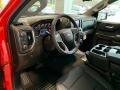 2019 Red Hot Chevrolet Silverado 1500 LT Z71 Double Cab 4WD  photo #8