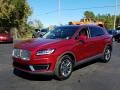 Ruby Red 2019 Lincoln Nautilus Select