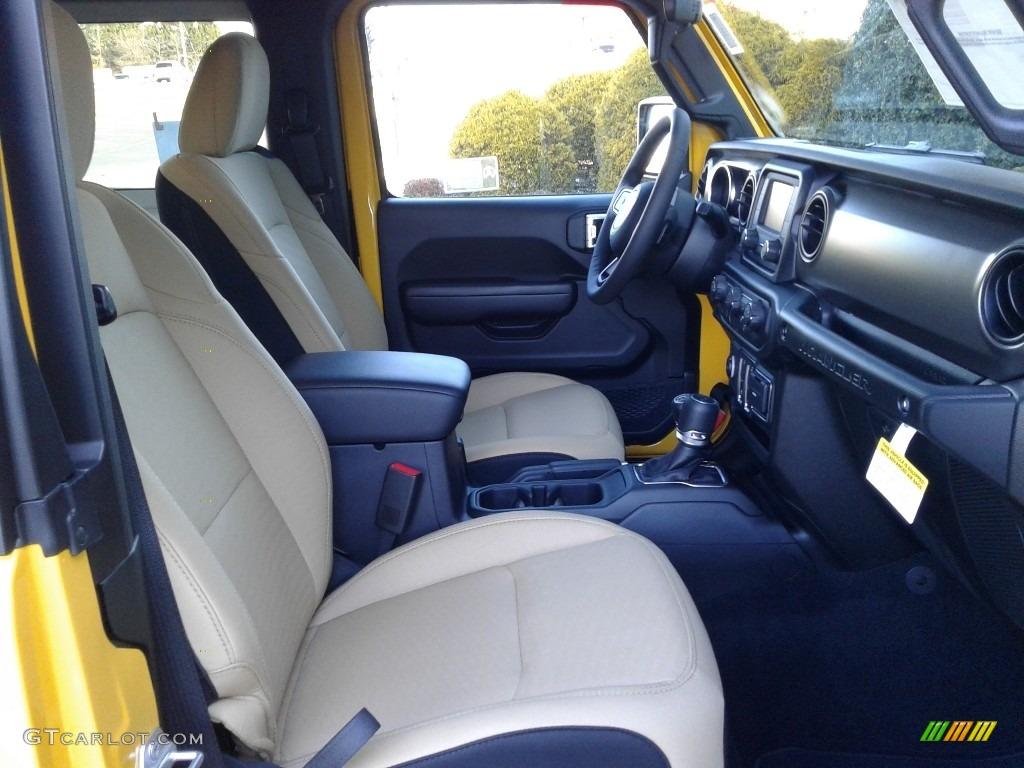 Black Heritage Tan Interior 2019 Jeep Wrangler Sport 4x4 Photo 131633926 Gtcarlot Com