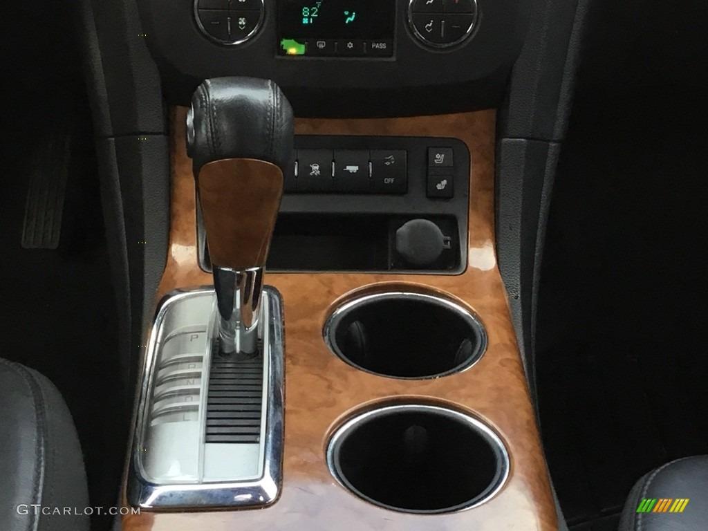 2010 Enclave CXL AWD - Carbon Black Metallic / Ebony/Ebony photo #14