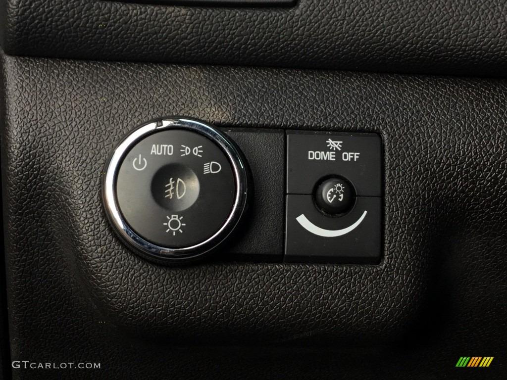 2010 Enclave CXL AWD - Carbon Black Metallic / Ebony/Ebony photo #19