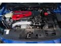 2019 Civic Type R 2.0 Liter Turbocharged DOHC 16-Valve i-VTEC 4 Cylinder Engine