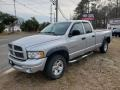 2002 Bright Silver Metallic Dodge Ram 1500 Sport Quad Cab 4x4 #131643630