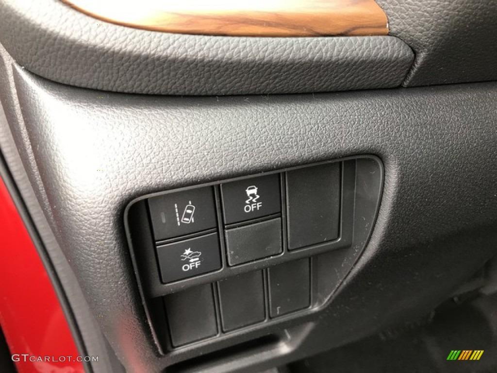 2019 CR-V EX AWD - Molten Lava Pearl / Ivory photo #18