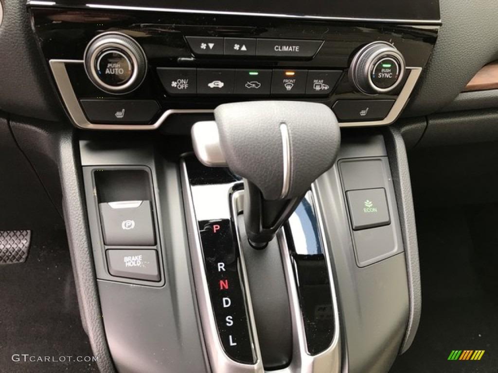 2019 CR-V EX AWD - Molten Lava Pearl / Ivory photo #22