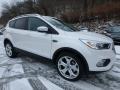 2019 White Platinum Ford Escape Titanium 4WD  photo #9