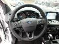 2019 White Platinum Ford Escape Titanium 4WD  photo #18