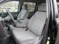 2018 Black Chevrolet Silverado 1500 Custom Crew Cab 4x4  photo #16