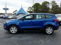 2019 Lightning Blue Ford Escape S  photo #2