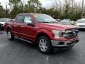 2019 Ruby Red Ford F150 XLT SuperCrew  photo #7