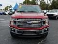 2019 Ruby Red Ford F150 XLT SuperCrew  photo #8