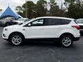 2019 Oxford White Ford Escape SE  photo #2