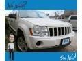 Stone White 2006 Jeep Grand Cherokee Laredo