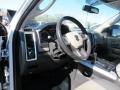 2011 Bright White Dodge Ram 1500 SLT Quad Cab 4x4  photo #20