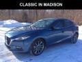 Eternal Blue Mica 2018 Mazda MAZDA3 Grand Touring 5 Door