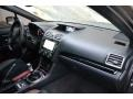 Carbon Black Dashboard Photo for 2018 Subaru WRX #131725410