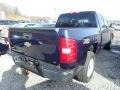 2009 Imperial Blue Metallic Chevrolet Silverado 1500 LT Crew Cab 4x4  photo #4