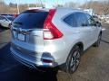 2015 Alabaster Silver Metallic Honda CR-V Touring  photo #6