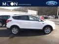 2019 White Platinum Ford Escape SEL 4WD  photo #1