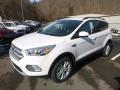 2019 White Platinum Ford Escape SEL 4WD  photo #5
