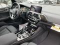 2019 BMW X3 Black Interior Controls Photo