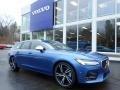 Bursting Blue Metallic 2018 Volvo V90 T6 AWD