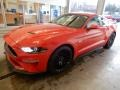 2019 Race Red Ford Mustang GT Fastback  photo #4