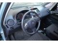 Vapor Blue Metallic - SX4 Crossover Touring AWD Photo No. 10