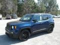 Jetset Blue 2018 Jeep Renegade Altitude