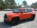 2018 Omaha Orange Jeep Renegade Altitude #131789299