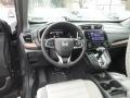 2019 Modern Steel Metallic Honda CR-V EX AWD  photo #11