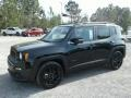 Black 2018 Jeep Renegade Altitude