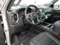 Jet Black Interior Photo for 2019 Chevrolet Silverado 1500 #131792591