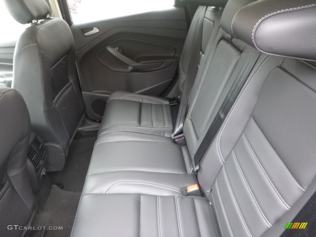 2019 Escape SEL 4WD - Lightning Blue / Chromite Gray/Charcoal Black photo #8