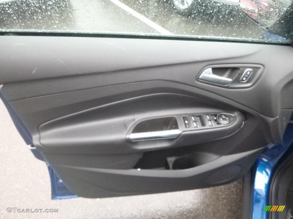 2019 Escape SEL 4WD - Lightning Blue / Chromite Gray/Charcoal Black photo #10