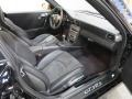 2007 Porsche 911 Black w/Alcantara Interior Front Seat Photo