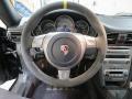 2007 Porsche 911 Black w/Alcantara Interior Steering Wheel Photo