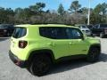 2018 Hypergreen Jeep Renegade Altitude  photo #5