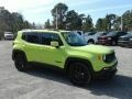 2018 Hypergreen Jeep Renegade Altitude  photo #7