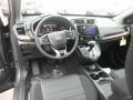 2019 Modern Steel Metallic Honda CR-V EX AWD  photo #10