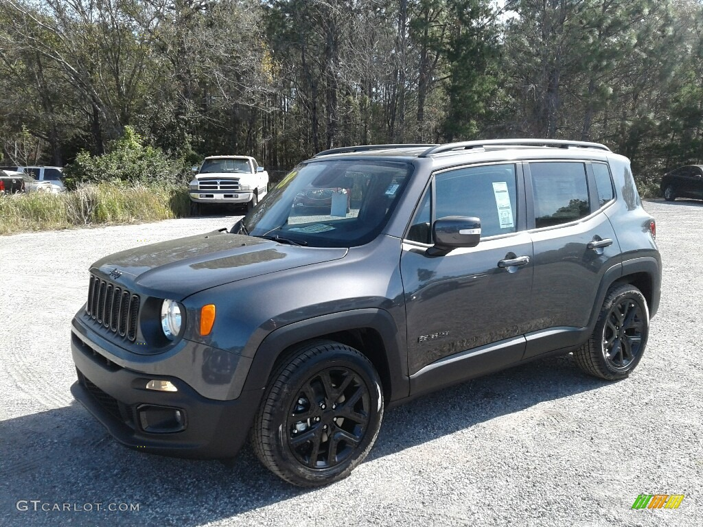 Granite Crystal Metallic Jeep Renegade