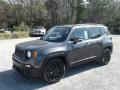 2018 Granite Crystal Metallic Jeep Renegade Altitude  photo #1